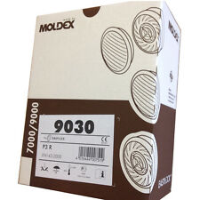 Moldex 9030 P3R Particular Filter for Series 7000 & 9000 Masks 1 Box 6 pairs