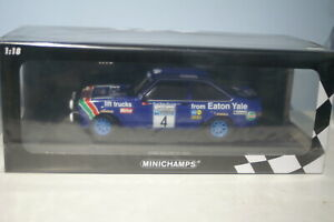 Minichamps Ford Escort RS1800 Mikkola RAC RALLY 1978 in 1:18 788704