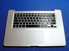 "MacBook Pro A1286 15"" 2008 MB471LL/A Top Case w/ Trackpad Keyboard 661-4948 ER*"