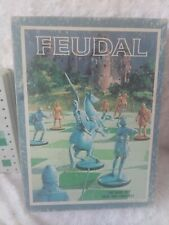 Feudal Board Game Lot Of 2