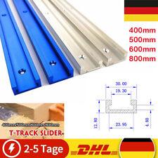 400-800mm T-Track Führungsschiene T-Nut Werkzeuge Für Holzbearbeitung Aluminium