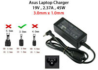 AC Adaptor 19V 2.37A Charger Replacement For Asus Zenbook UX21 UX21E UX31 UX31E
