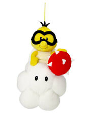 NEW Sanei Super Mario All Star Collection - AC28 - Lakitu Stuffed Plush Doll Toy