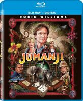 Jumanji [New Blu-ray] UV/HD Digital Copy, Widescreen, Ac-3/Dolby Digit