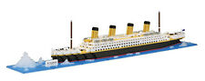 NEW NANOBLOCK TITANIC DELUXE Over 1800 pieces Building Blocks Nanoblocks NB-021