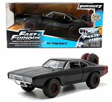 Jada 1:24 W/B Fast & Furious 7 Dom'S 1970 Dodge Charger R/T Off Road Version