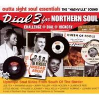 DIAL 3 FOR NORTHERN SOUL Various Artists NEW & SEALED CD (OUTTA SIGHT) RARE SOUL