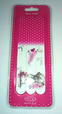3 Tatty Teddy Lime Per Unghie Emery Board ME TO YOU Manicure Pedicure Rosa LG curare Regalo
