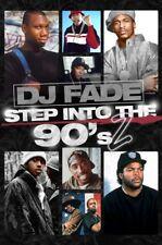 HIP HOP STEP INTO THE 90s PT. 2- MUSIC VIDEO DVD DR DRE, 2PAC, NAS, WU TANG ONYX