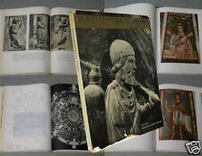 Libro IL BATTISTERO DI PARMA architetture sculture Benedetto Antelami affreschi