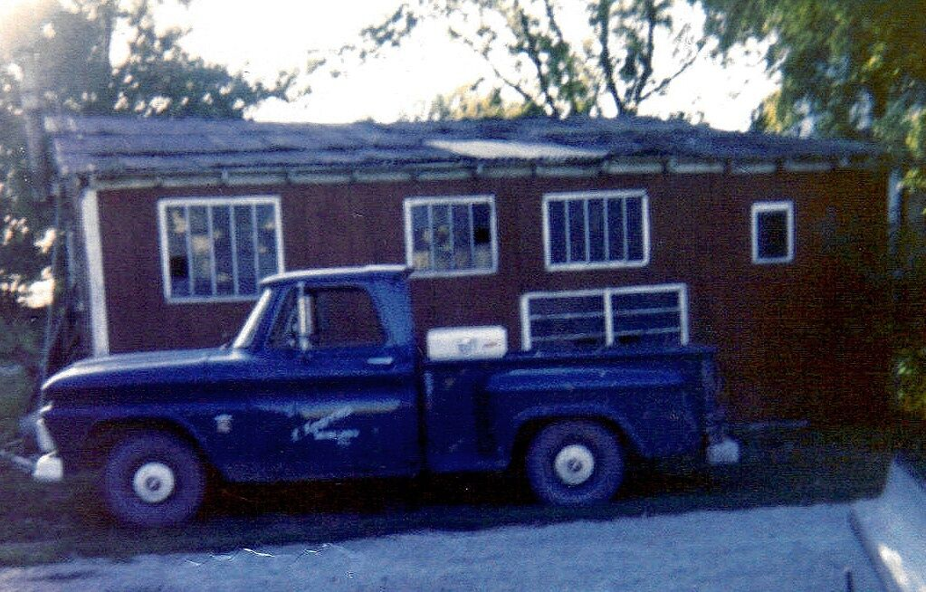Ebel & Lew s Parts Shed