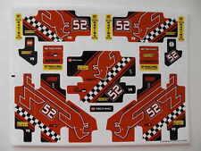 LEGO 8041 Race Truck - STICKER / AUFKLEBER NEU NEW