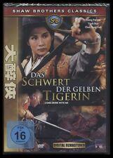 DVD DAS SCHWERT DER GELBEN TIGERIN - SHAW BROTHERS *** NEU ***