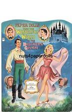VINTAGE 1963 BRO GRIMM PAPER DOLLS HD LASER REPRO~LO PRICE~HI QUAL~TOP SELLR