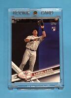 $25.00 Aaron Judge Rookie Card 2017 Topps New York Yankees Baseball MLB RC #287