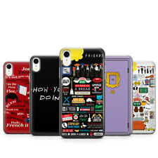 Monicas Door Peephole TV Series Quote Phone Case for iPhone 7 8 XR 11 12 Pro