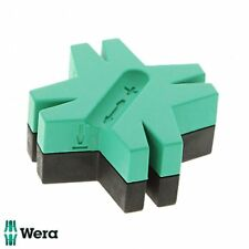 Wera 05073403001 Star Magnetizer / Demagnetizer