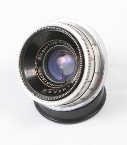 Carl Zeiss Jena 35mm 3.5cm f/2.8 T Biogon Rangefinder Wide Angle Lens 3132556
