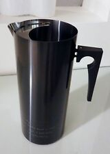 Stelton Paul Smith pitcher with ice lip - new in box  GREAT WEDDING GIFT