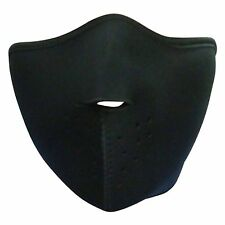 Biker Face Mask Neoprene Velcro Closure Summers Breathable Face Mask