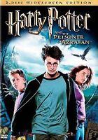 Harry Potter and the Prisoner of Azkaban (DVD, 2004, 2-Disc Set, Widescreen) NEW
