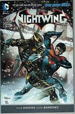 NIGHTWING (New 52) Vol 2 Night of the Owls TP TPB $14.99srp Kyle Higgins NEW