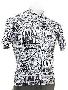 Mavic Cosmic LTD 2 Short Sleeve Jersey Men MEDIUM White Road Bike Gravel MTB