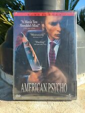 American Psycho Rare (Dvd, 2000, Rated) New Sealed Free Shipping