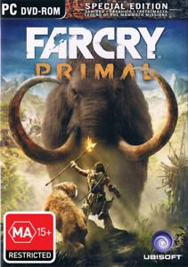 Far Cry Primal *Brand New* PC