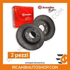 2 DISCHI FRENO BAFFATI ANTERIORE BREMBO MINI MINI (R50 R53) COOPER S KW:125 2004