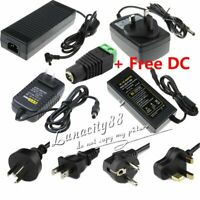 2A 3A 5A 6A 8A 10A Power Supply Adapter Charger Transformer FOR Led Strip Lights