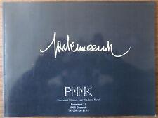 José Vermeersch - Marnix Neerman - W. van den Bussche - PMMK - Signed