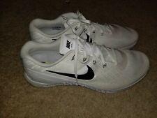 b95895ad7cc3 New Sz 12.5 Nike Metcon 3 TB Men White Black Crossfit Cross Training  898055-100