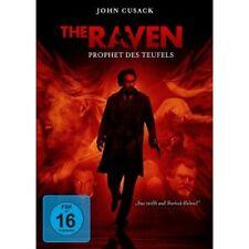 THE RAVEN-PROPHET DES TEUFELS  (JOHN CUSACK/LUKE EVANS/ALICE EVE/+)  DVD NEU