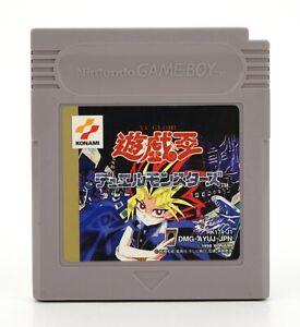 """Nintendo Game Boy JPN Japan """"Yu-Gi-Oh! Duel Monsters"""" nur Modul"""