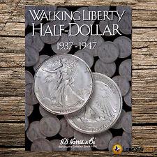 Walking Liberty Half Dollar #2 1937-1947  Folder #2694