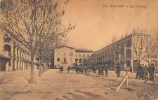 Grasse France College Campus Antique Postcard J48120