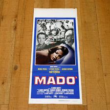 MADO' locandina poster affiche Romy Schneider Michel Piccoli Claude Sautet AI68