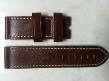 Panerai Lederband 26mm , conganc / braun , neu
