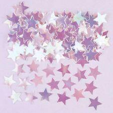 Iridescent Star Confetti Wedding Birthday Party Table Decoration 14g