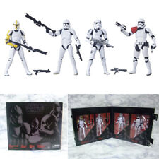 Star Wars - Black Series 6 inches Figure Trooper Builder 4 pack  (F/S Tracking)