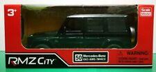 RMZ City Unifortune Mercedes-Benz G63 AMG (W463) Black 1:32 Die-cast