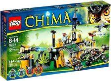 LEGO Legends of Chima Lavertus' Outland Base (70134) Brand NEW