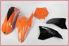 SET PLASTIQUE COMPLET FEO UFO KTM SX 2009 - 2010