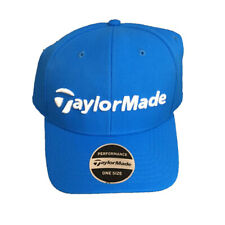 TaylorMade Golf Casual Adjustable Fit Cap Hat - Butane/White