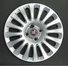"Fiat Grande Punto 15""  Wheel Trim Hub Cap Cover FT 747 AT Red"
