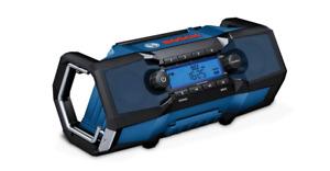 BOSCH 18V Bluetooth Jobsite Radio GPB 18V 2 C - Skin Only