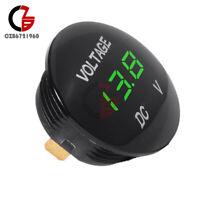 DC 12V-24V LED Panel Digital Voltage Meter Display Voltmeter Car Motorcycle