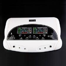 2018 Dual Foot Detox Machine Ion Foot Bath Spa Cell Cleanse Far Infrared belt