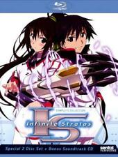IS: INFINITE STRATOS - COMPLETE COLLECTION NEW BLU-RAY